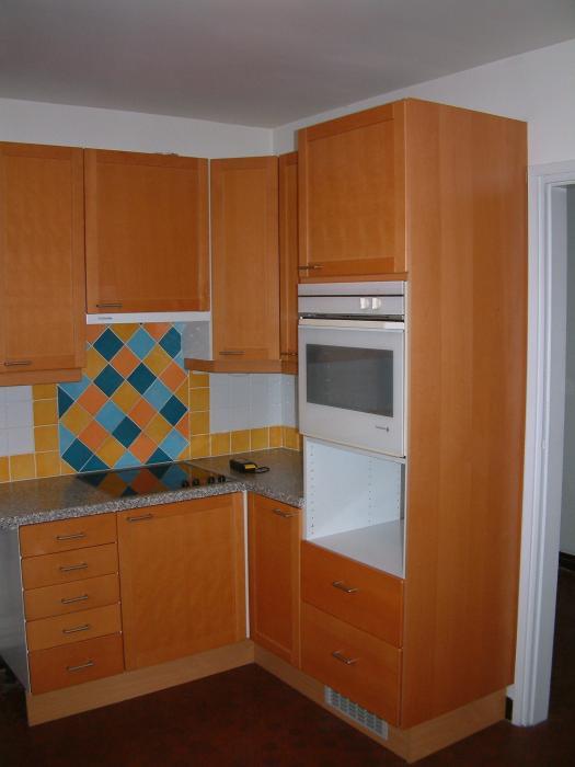 cuisine meubles sur mesure habillage d 39 une ancienne cuisine roubaix lille lille nord 59. Black Bedroom Furniture Sets. Home Design Ideas
