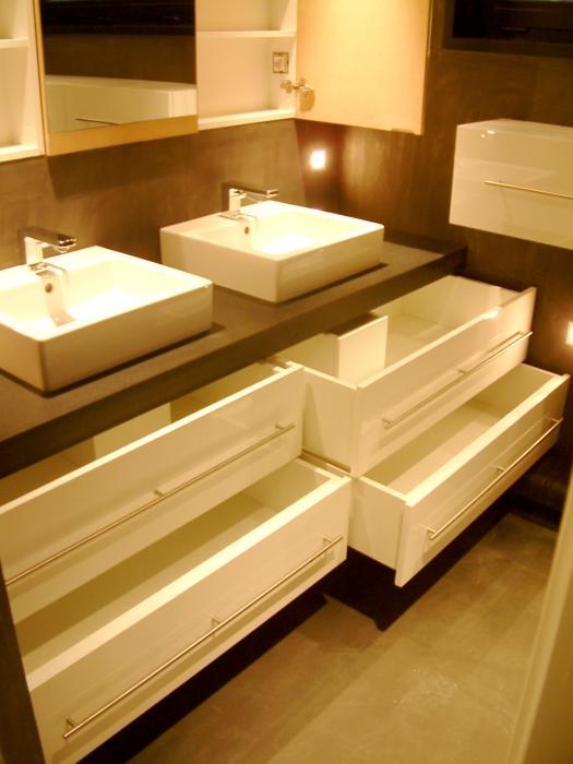 Salle De Bain Meubles Sur Mesure Salle De Bains Sur Mesure - Meuble salle de bain sur mesure