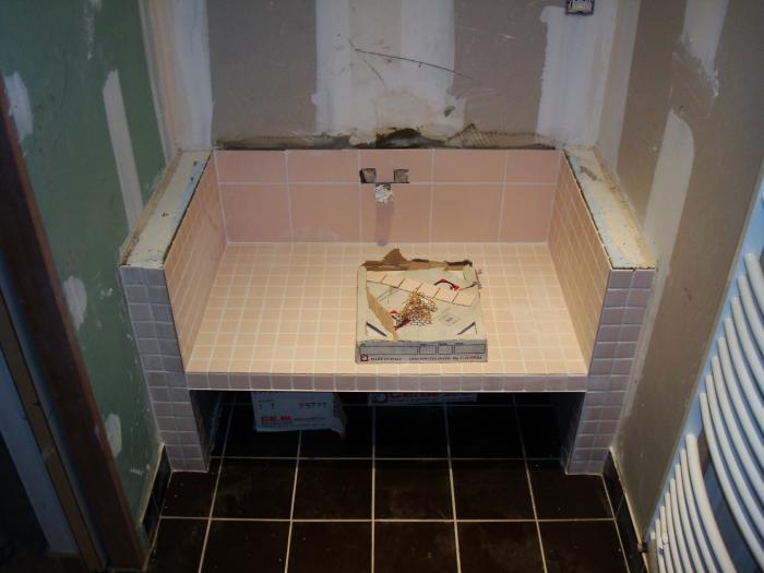 meuble salle de bain fait sur mesure