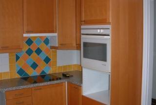 Cheap la cuisine vieille de ans with habillage meuble cuisine for Revetement placard cuisine